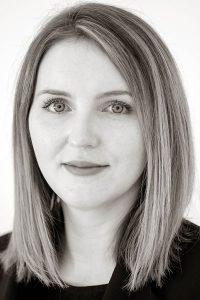 Jessica Vriend, Lawyer in Cobourg